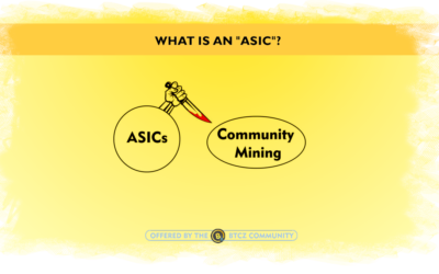"What is an ""ASIC""?"