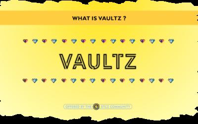 """What is BITCOINZ's """"VAULTZ""""?"""