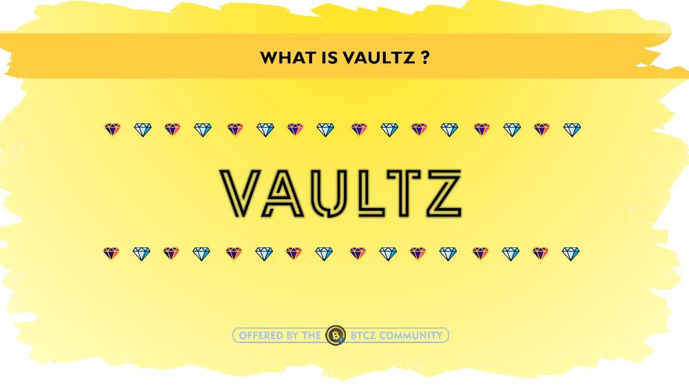 What is VaultZ by BitcoinZ?