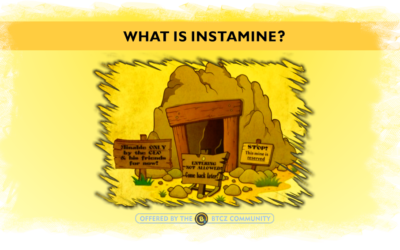 """What is """"Instamining""""?"""