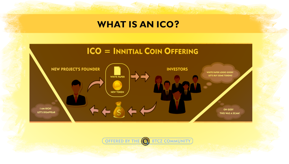 What is ICO for Cryptocurrencies?