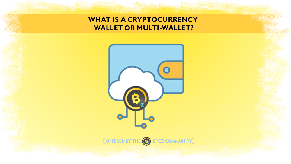 What is a cryptocurrency wallet or multiwallet