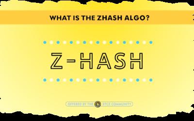 """What is """"ZHash""""?"""