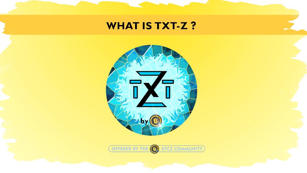 """What is """"txtZ""""?"""