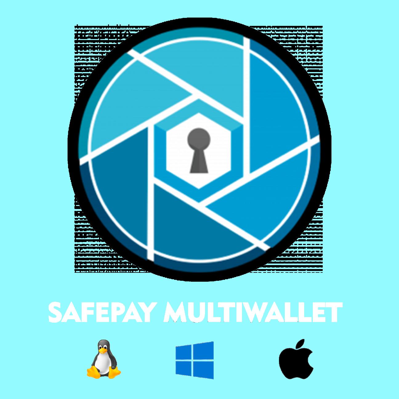 SafePay logo