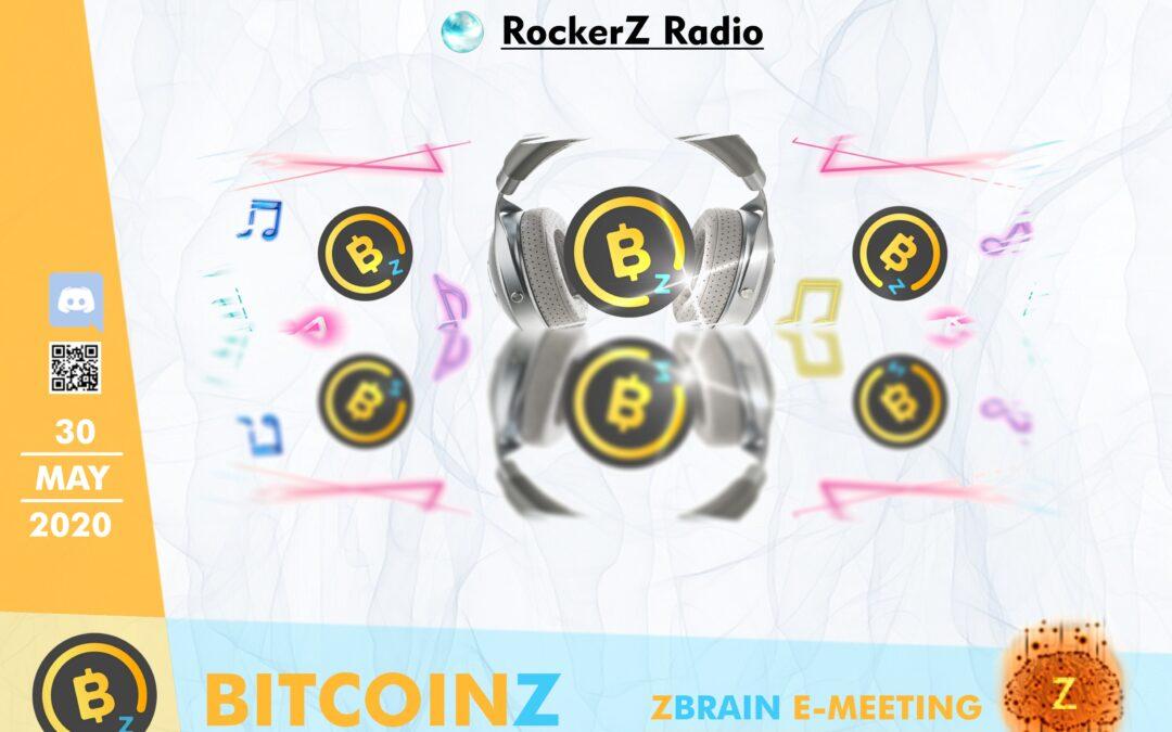 RockerZ Radio of BITCOINZ