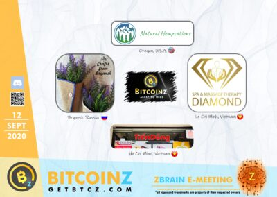 Businesses accepting BitcoinZ