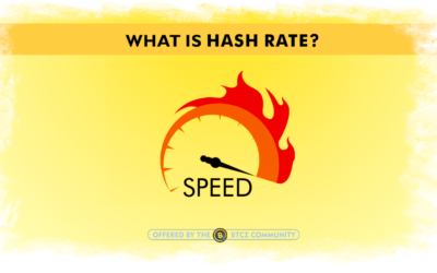 What is Hashrate ?