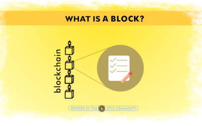 "What is a ""block"" and ""Blockchain""?"
