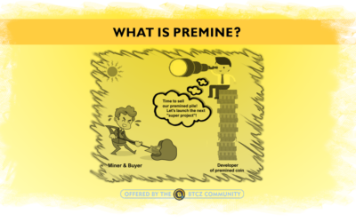 "What is ""Premining"""
