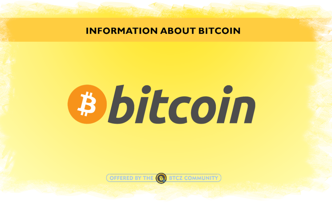 Some information about the legendary Bitcoin