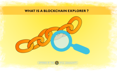 What is a blockchain explorer?