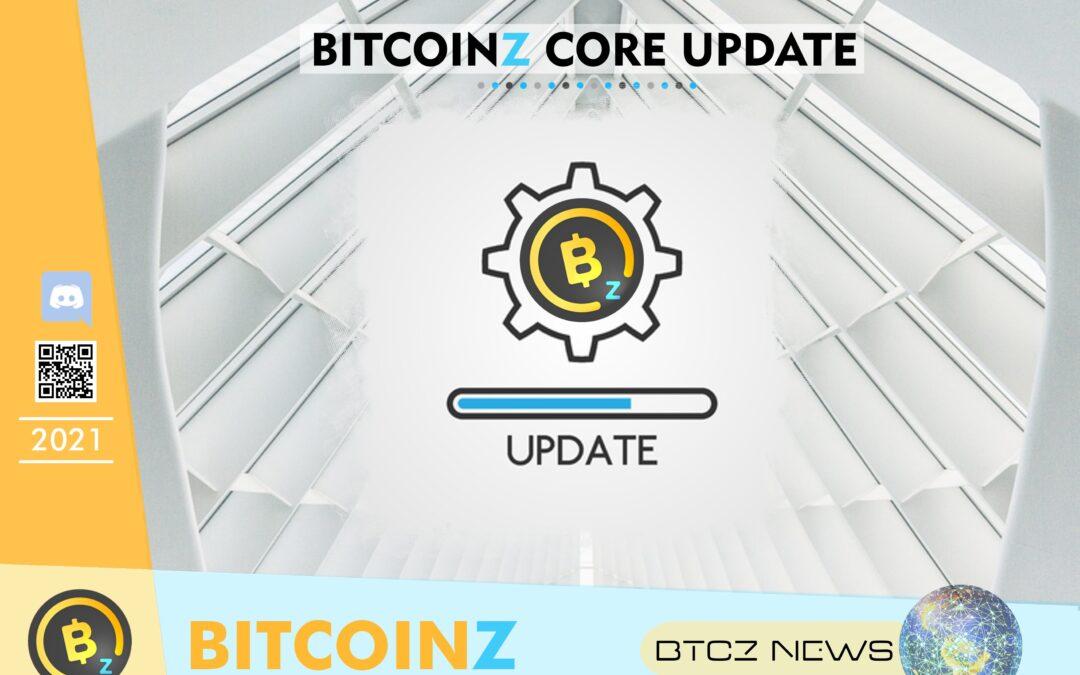 BitcoinZ core update v2.07