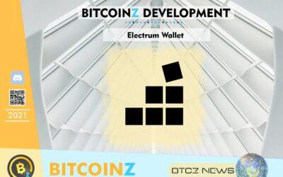 BITCOINZ Electrum Wallet Completed !