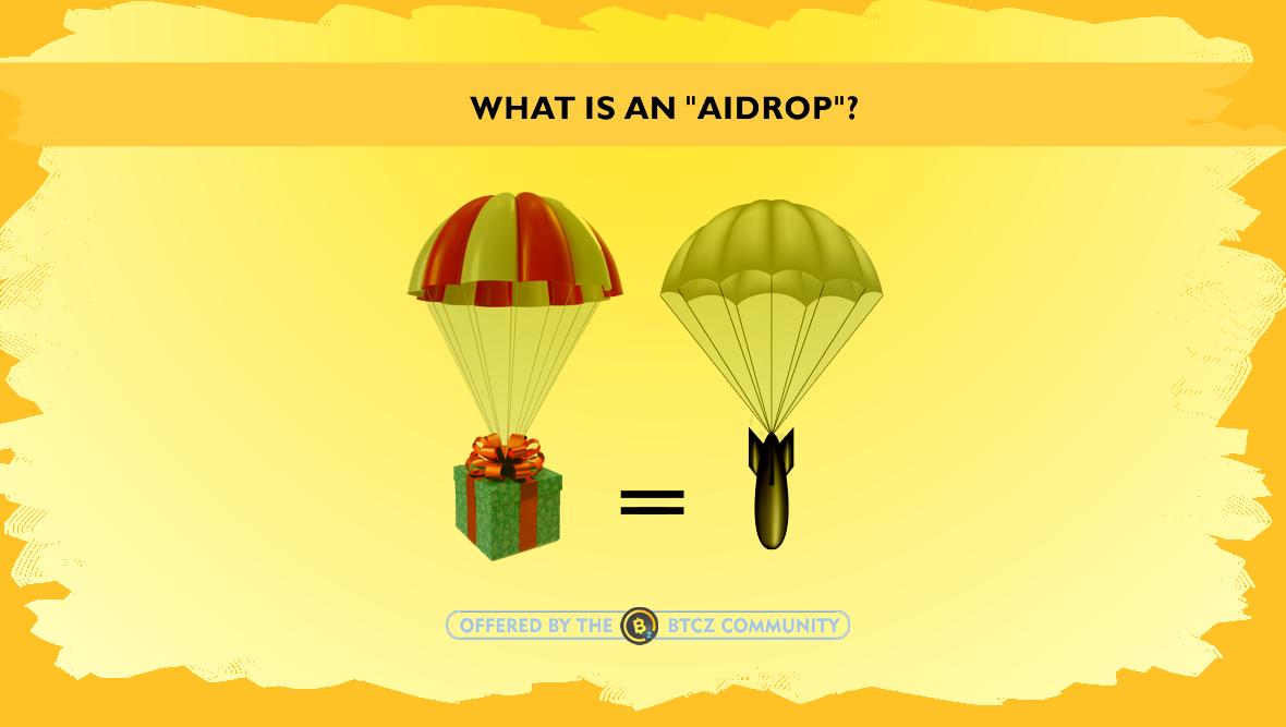 What is an aidrop