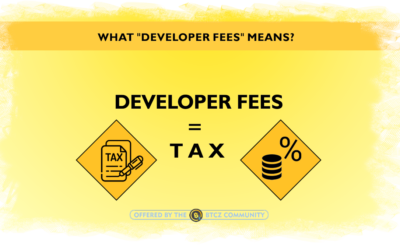 "What is ""Developer's Fee""?"