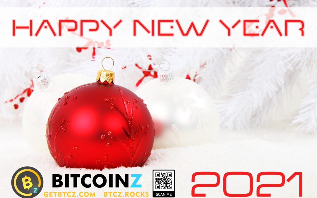 Happy new Year 2021 BTCZ