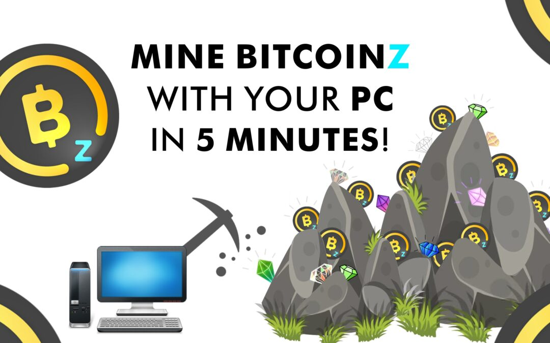 HOW TO MINE BITCOINZ