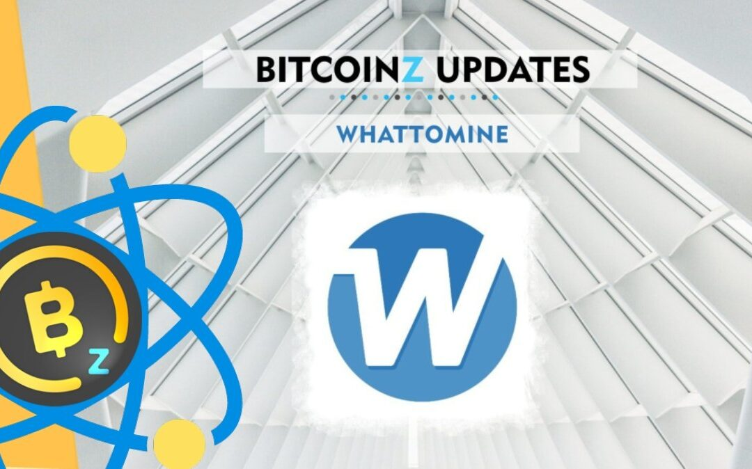BITCOINZ is relisted in WhattoMine