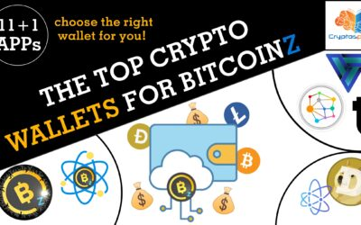 BITCOINZ Wallets video by Cryptospedia