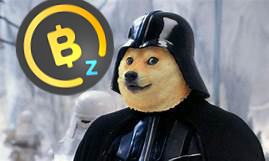 VOTE for BITCOINZ listing in DOGEDEX!