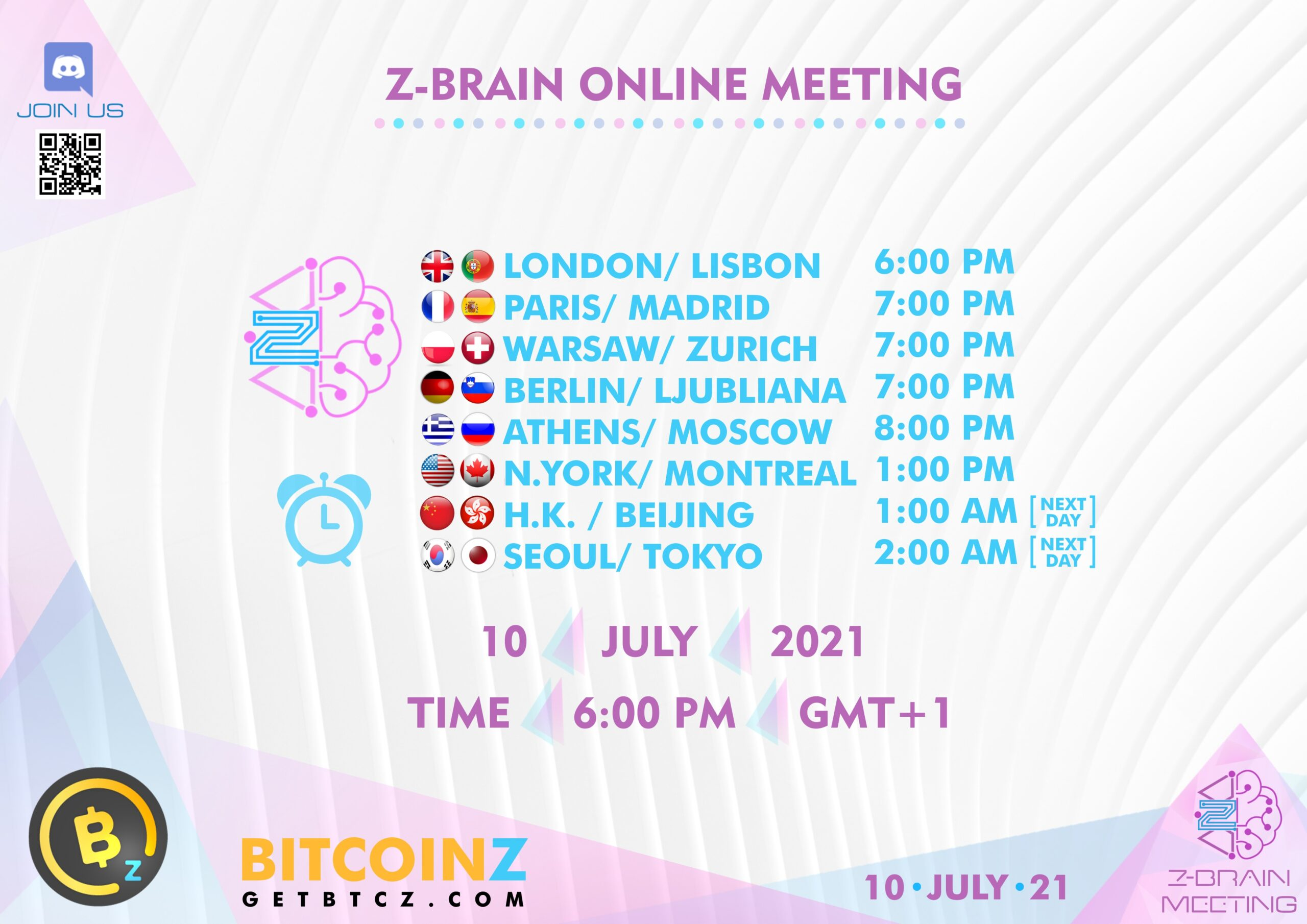 ZBrain Meeting July 10 2021