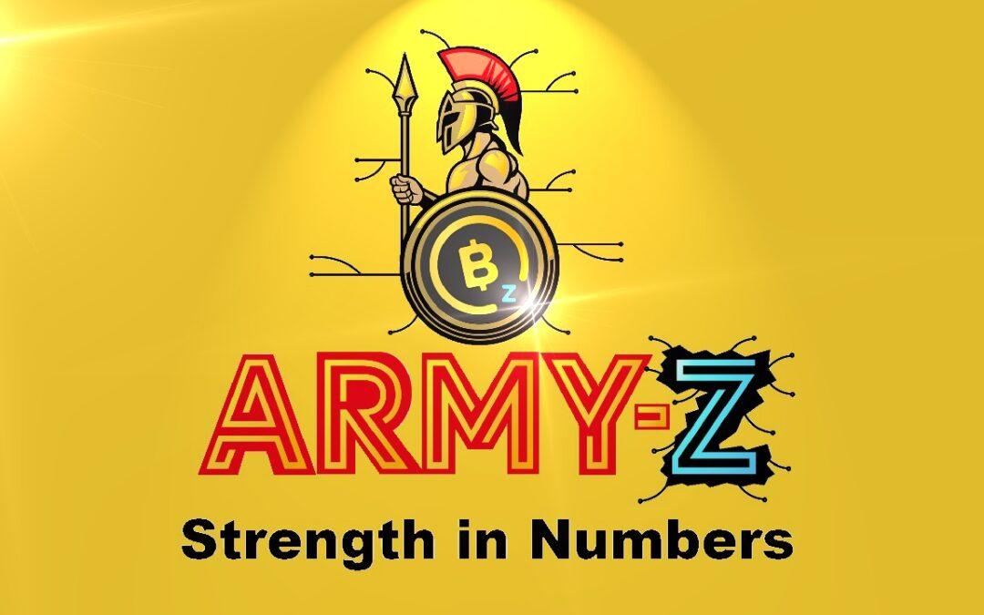 Army-Z by BITCOINZ